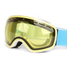 Óculos de esqui não magnéticos de visão noturna para homens
