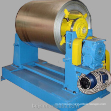 2019 steel coil uncoiler for cut to length line /slitting line and feeding
