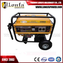 7.5kVA King Max Power Gasoline Generator with Wheels