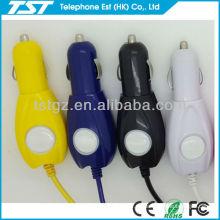 TST Micro USB cargador de coche para teléfono inteligente