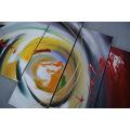 Home Decoration Handgemachtes Ölgemälde auf Leinwand