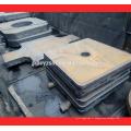 plaque d'acier de découpe laser