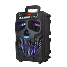 8inch Subwoofer Trolley Speaker With battery