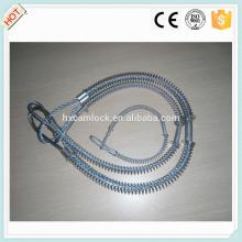 Углеродистая сталь, нержавеющая сталь Кнут проверить кабель безопасности сделано в Китае
