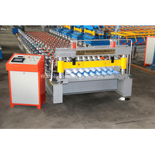 Corrugated Steel Wave Sheet Rollvorming Machine