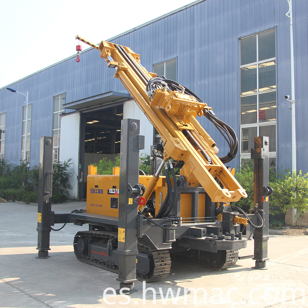 Hydraulic Crawler Drilling Rig