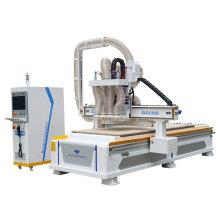 Multi Head 1325 CNC 3D Wood Carving MDF Cutting Machine for Sale