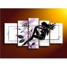 Ручная роспись ню масляной живописи