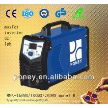 CE máquina de solda portátil preço