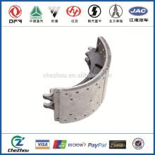 Conjunto de sapata de freio de caminhão de DONGFENG resistente