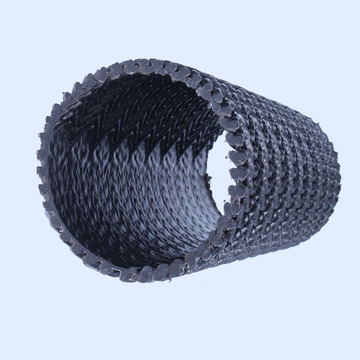 Anti-corrosie Plastic Geocomposite Drain Dicth Pipe