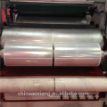 LLDPE horizontal three layers stretch film making machine