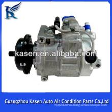 Brand size R134a vw ac compressor OE # 7H0820805C/E/F 4471907610