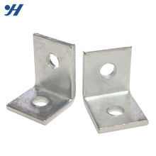 Stainless Steel Reliable Quality Cold Bending galvanized angle bracket, steel angle bracket