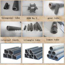 St42-2 Seamless Steel Pipe Bend forma especial brilhante recozimento