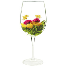 Flores de té florecientes de la fruta de la felicidad doble de los hombres de Shuang Xi Lin