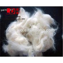 lana desechos cordones fibra de cabra
