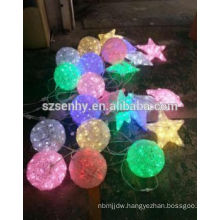 Fairy Outdoor Christmas Hanging Led Light Balls