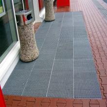 Steel Grating Entrance Door Mat
