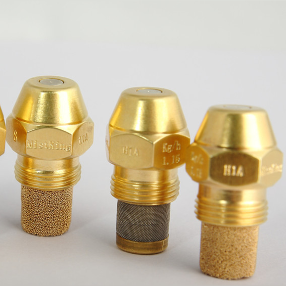 Quality Assurance Aluminum Brass Oil Spraying Nozzle