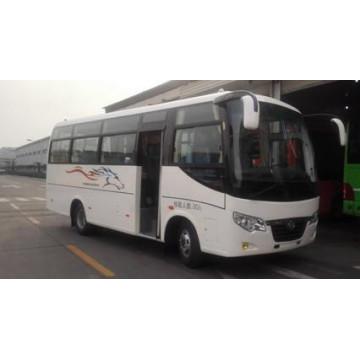 Ônibus prático de 30 lugares com motor CUMMINS