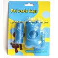 Haustier Abfallbeutel Unscented Duft Plastikhund Poop Bag