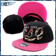 New design plain snapback hats wholesale with great price