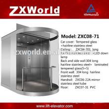 Verre panoramique Passager Ascenseur / ascenseur