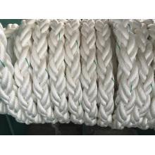 8 Cuerda de amarre del soporte Cuerda de polietileno Cuerda de nylon Cuerda de polieste