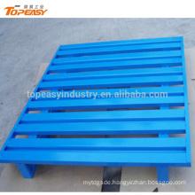 heavy duty powder coated single-side standard euro pallet size