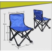 Ruggedized Trumpet Camping Chairs, Fishing Stool Folding Chair, Leisure Chair