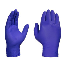 Disposable Powder Free Nitrile Medical Gloves