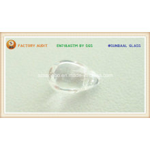 Crystal Bead of Drop Shape for Pendant