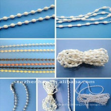 roller blind components,Plastic endless bead chain-Curtain accessories for window,vertical blind bead chain