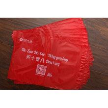 Ahorro personalizado Postal Costo impreso Bolsa de plástico de poli