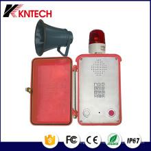 Batterie téléphonique robuste et sonde Knsp-15mt K2 Kntech