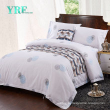 Cheap Price New Product Solid Color Bedding Set Cotton for Single Bed