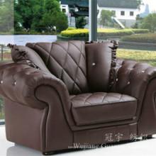 Polyester-Leder-Haupttextil-Faux-Wildleder-Gewebe für Sofa