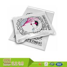 Impresora a prueba de pinchazos Custom Logo Impreso de correo postal de empaquetado de plástico Bolsa con logotipo