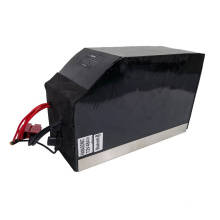 72v48ah big capacity 5000w 8000w electric motorcycle bike li ion battery pack with BMS