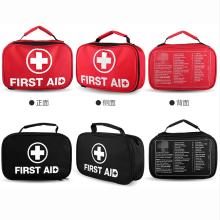 Grand sac de premiers secours avec logo personnalisé pour la randonnée