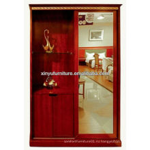 Прочная деревянная мебель для гардероба спальни XY2962