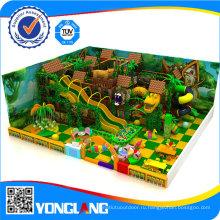 Отличный дизайн, высокое качество дешевые крытый игровая площадка для детей, Ил-Tqb027