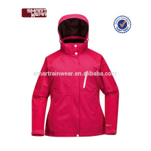 Wholesale China Women Bomber Jacket Fashion Design 2018 Waterproof Jackets
