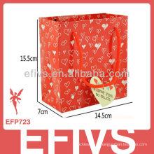 Sweet Love Red saco de presente Atacado