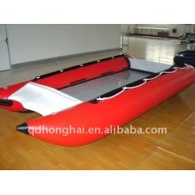 HH-P410 steifen aufblasbaren Katamaran Speedboot