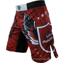 China Manufactory Printed Custom MMA Shorts