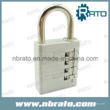 Aluminum Alloy Password Padlock