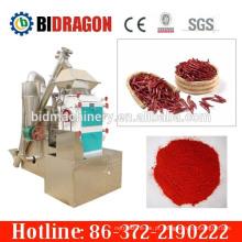 Alta qualidade em aço inoxidável chili em pó máquina fábrica