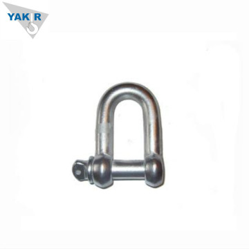 Alat Perkakasan Galvanized Alloy Steel Anchor Shackle